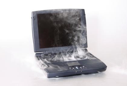 smoking-computer